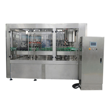 BGF Series Automatic Beer Filling Machine For Glass Bottle