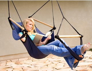 Garden Haning Chair Poolside Hanging Hammock Chair