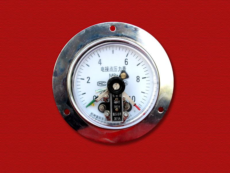 PG-059 Magnetic electric contact Pressure Gauges