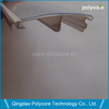 PVC price holder for commercial refrigeration display showcase with different shape