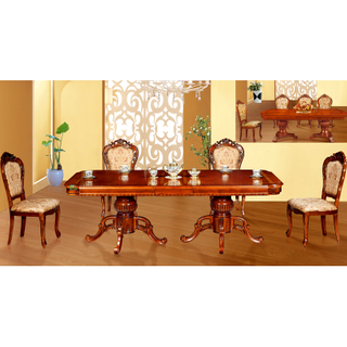 Dining Room Furniture Set with Wooden Table and Dining Chair (H831)