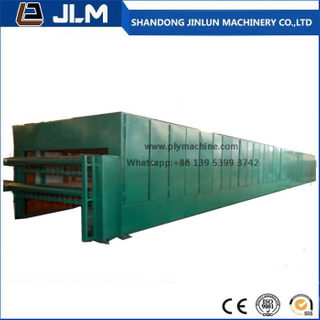 Plywood Core Veneer Roller Dryer Machine