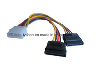 Power Cable for SATA 1 to 2 Style No. SATA-002A