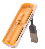 USB Multi Card Reader/Writer (CR-036)
