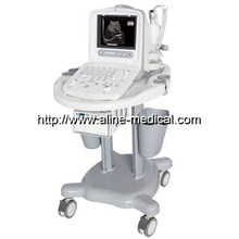 DELUXE DIGITAL PORTABLE ULTRASOUND SYSTEM