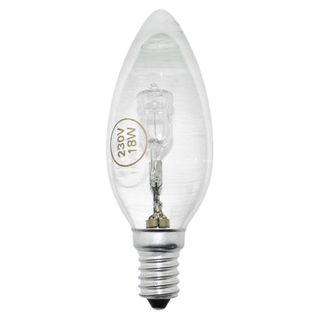 Eco C35 LED Halogen Lamp Con CE, RoHS Approved