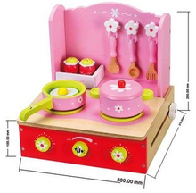Children kitchen toys