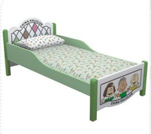 Wooden Bed for Children, Children Wooden Bed