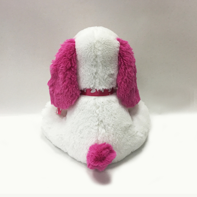 Best Made Toys Plush Pink Dog Stuffed Animals For Valentines Gifts