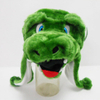 Soft Plush Toy Crocodile Winter Hat for Kids