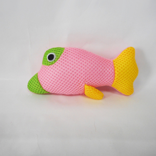 Hot Safety Plush Fish Bath Toys