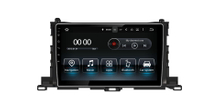 2015-2017 Toyota Highlander Car DVD player Radio GPS Navigation Stereo Head units TV (Fits: Highlander)