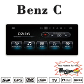 "Car Stereos Benz C /GLC 10.25"" Anti-Glare Android 8.0 Wifi Apple Carplay Rear View Camera"
