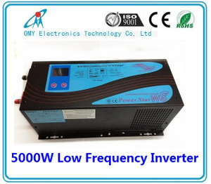 48V 220V 5kw power inverter rechargeable home inverter