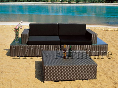 Garden Furniture PE Wicker (LN-003)