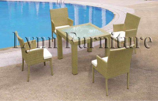 Garden Chair and Table Set (LN-072)