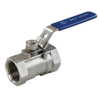 1-PC Ball Valve (YZ-V08)