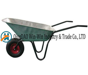 Wheelbarrow Wb6404b Wheel Solid Wheel