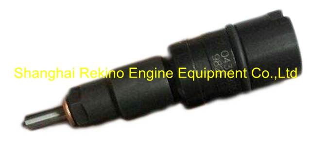 0432191355 3945340 BOSCH common rail fuel injector for Cummins QSB5.9