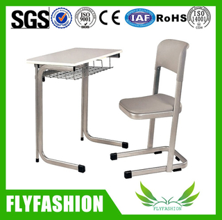 Classroom furniture children study table and chair(SF-72S)