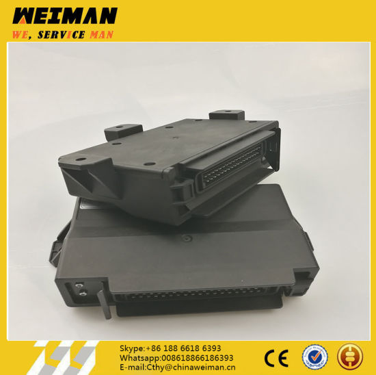 Zf 4wg200 Transmission Gearbox Spare Part ECU Controller 6057008011