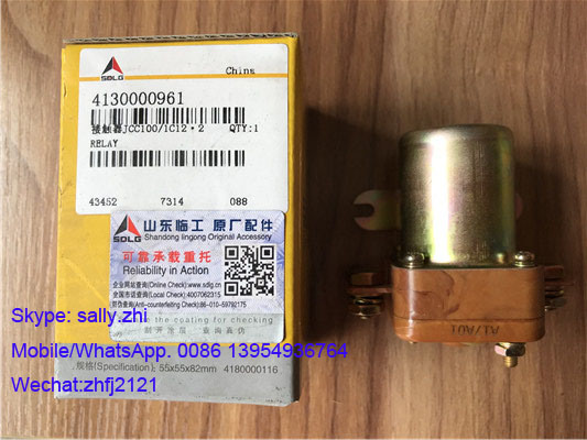 Sdlg Relay 4130000961 for Sdlg Loader LG936