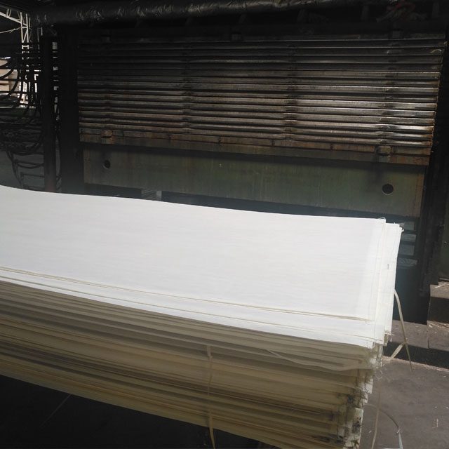 wooden box packing plywood face hot press
