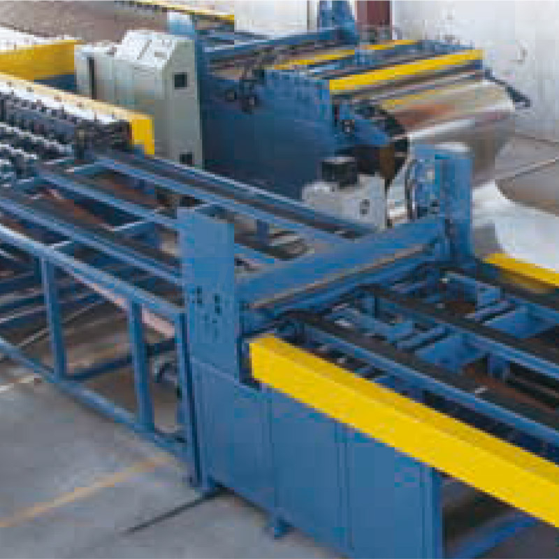 Duct Atuomatic Manufacturing Line 1