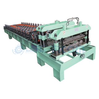 Roofing Tile forming machine