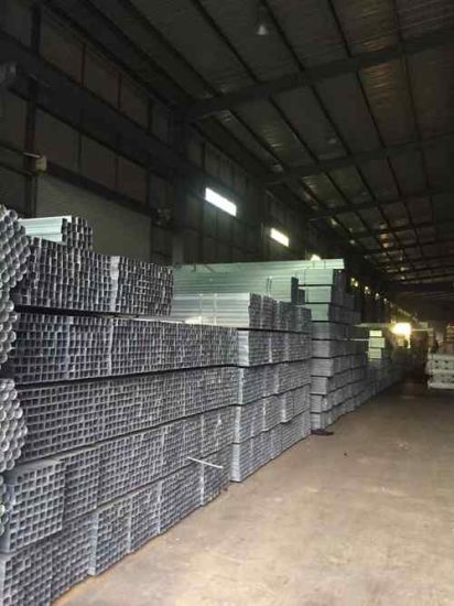 Galvanized Steel Electrical Conduit Pipe / BS31