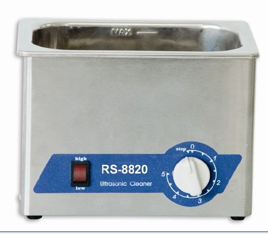 RS8820 Ultrasonic Cleaner