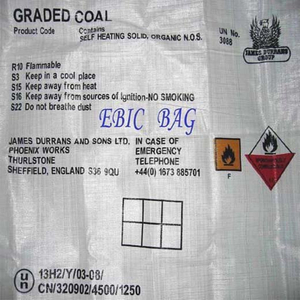 FIBC Big Bag with UN Certificate for dangerous goods