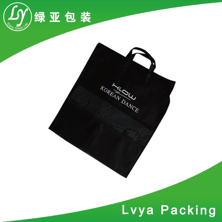 High Quality Customized Foldable Non Woven Suit Cover Garment Bags