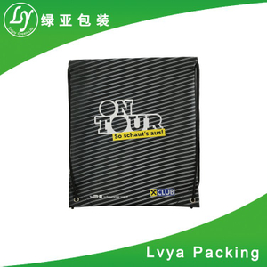 custom cheap non woven eco polyester shop bag with logo printing