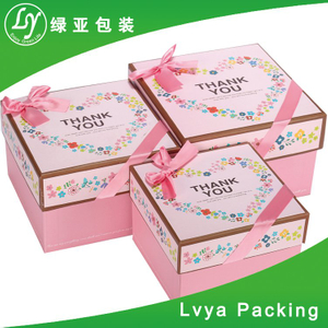 Famous brand supply directly cheapest fancy paper box