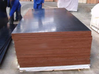 18mm Film Faced Plywood Brown or Black Film