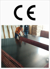 Brown Film Faced Plywood with CE Certificate