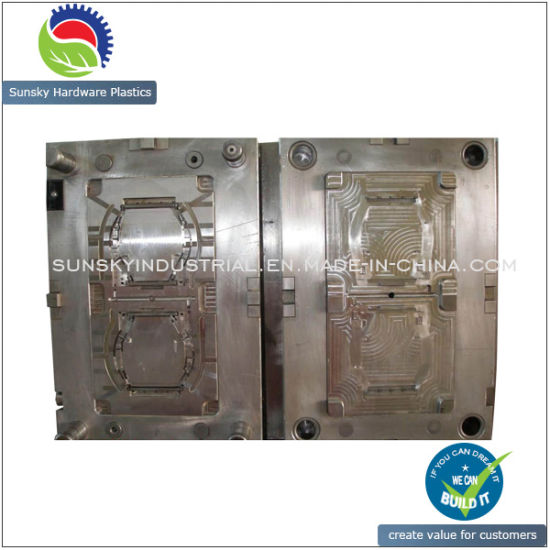 CNC Auto Accessories Mold Molding, Precision Plastic Injection Mould