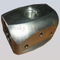 Stainless steel post base (SS22011)