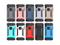 Shockproof Full Body Protective PC+TPU Armor Case for iPhone X