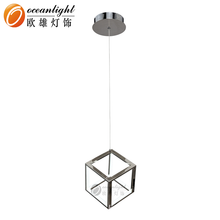 LED Square Modern Chandelier Lighting Aluminum Pendant Lamp OMD8180003-160