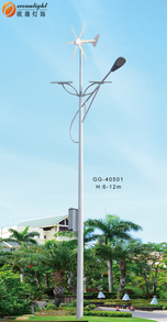 2018 New Product Commerical Lighting LED Solar Road Light GG-40502