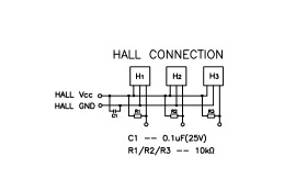 Hall Connection