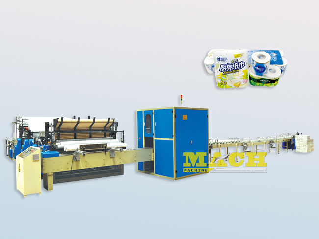Fully Automatic Toilet Paper Production Line