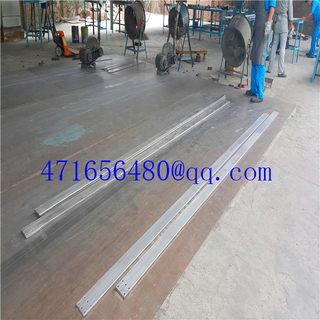 Stainless steel clad copper bar