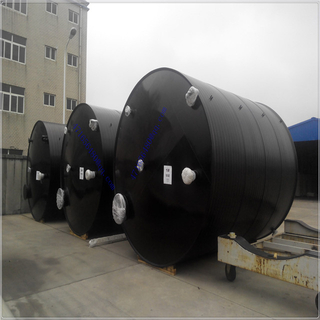 HDPE liner anti-corrosionTank for Sewage Treatment
