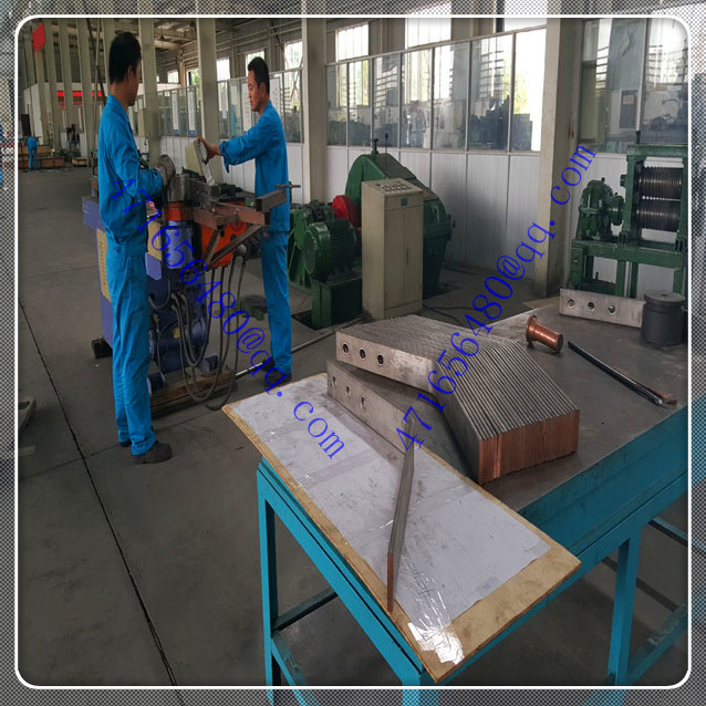 high quality ti clad copper welding flat rod for electrolysis