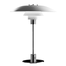 modern european aluminum table lamps