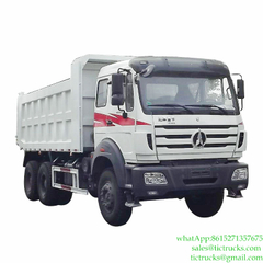 290HP -380HPTruck Tipper BeiBen for sale Euro 4 ,5