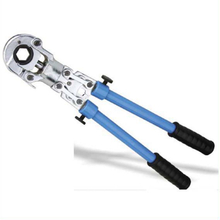 Manual wire crimping tools from 16 to 300mm2